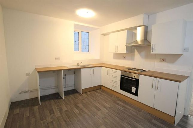 Thumbnail Flat to rent in High Street, Sennybridge, Brecon