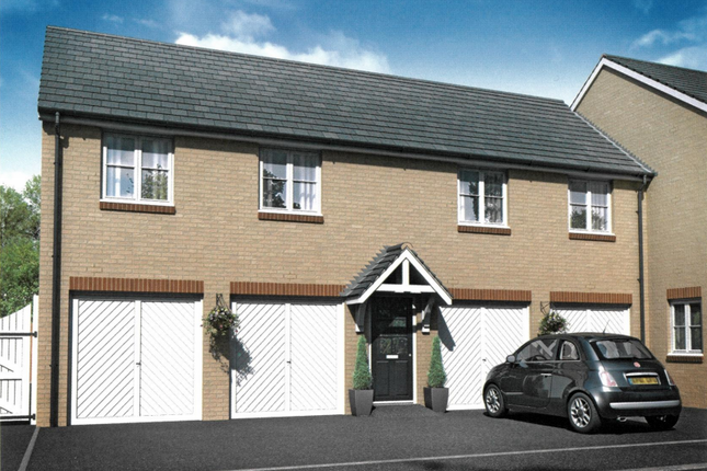 Thumbnail Maisonette for sale in The Towcester, Barleythorpe Road, Oakham, Rutland