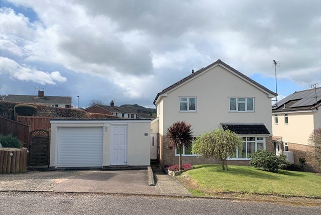 3 bed detached house for sale in Haydons Park, Honiton EX14