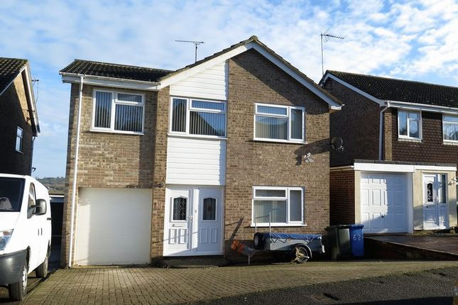 Thumbnail Detached house for sale in Whimbrel Way, Banbury