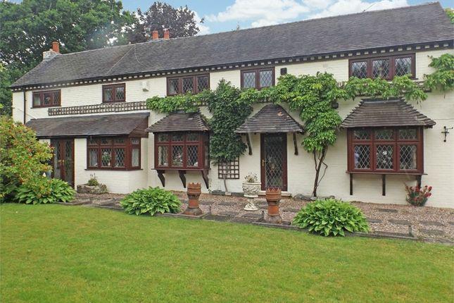 Thumbnail Detached house for sale in Paradise Lane, Slade Heath, Wolverhampton, Staffordshire
