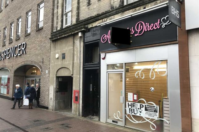 Thumbnail Retail premises to let in High Street, Ayr