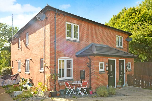 Thumbnail Terraced house for sale in Ridleys Close, Countesthorpe, Leicester