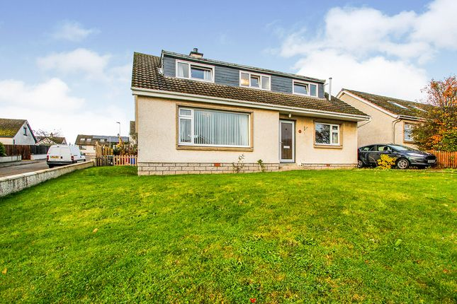 Thumbnail Detached house for sale in St. Peters Road, Elgin, Moray