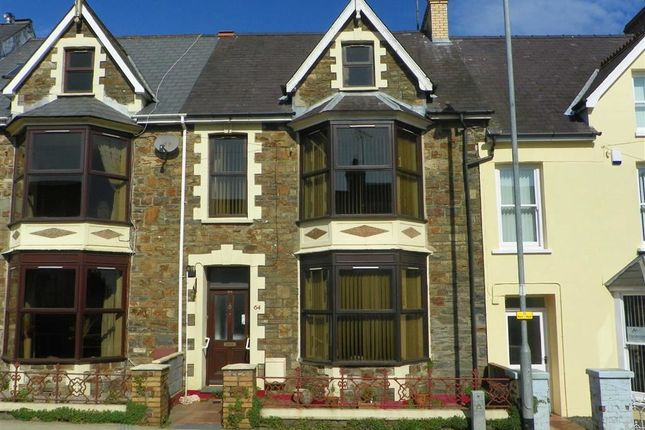 Thumbnail Terraced house for sale in High Street, Fishguard