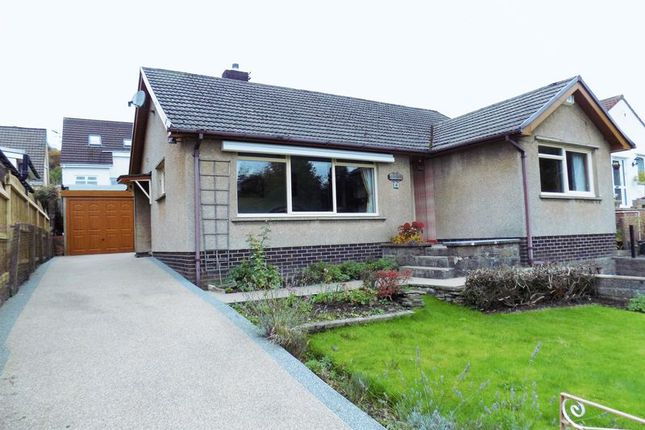 Thumbnail Detached bungalow to rent in Troedyrhiw, Ystrad Mynach, Hengoed