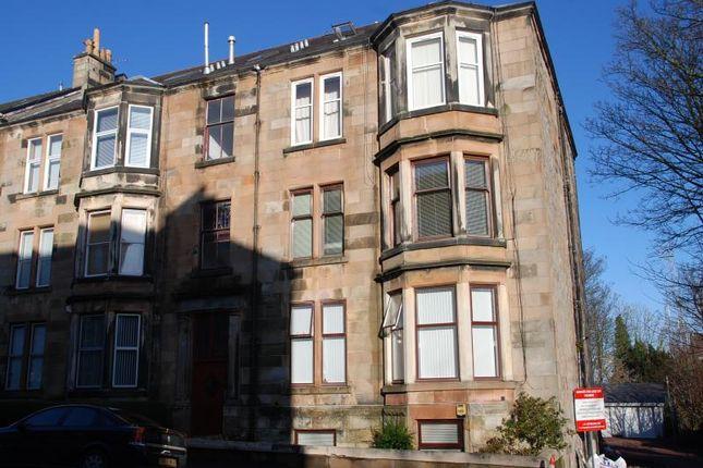 Thumbnail Flat to rent in Ardgowan Street, Greenock