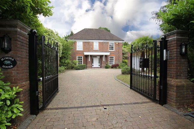 Thumbnail Detached house for sale in Southway, Totteridge, London
