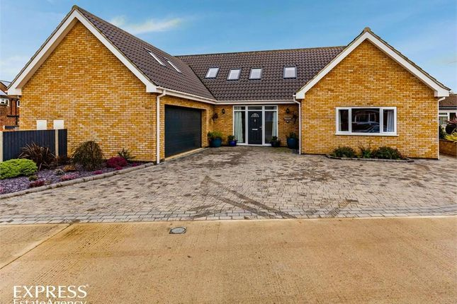 Thumbnail Detached house for sale in Glebe End, Canwick, Lincoln