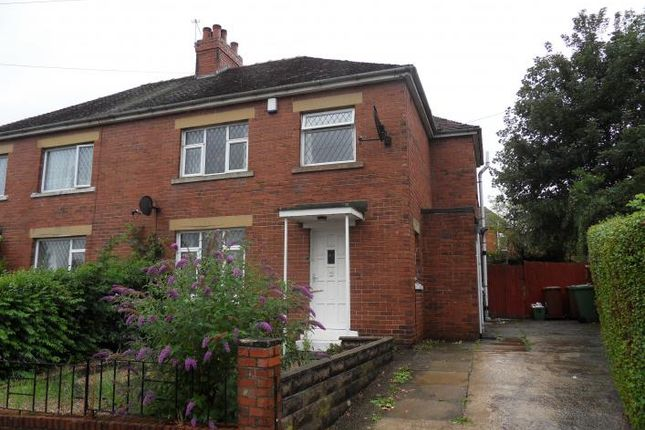 Thumbnail Semi-detached house to rent in Mountbatten Crescent, Wakefield