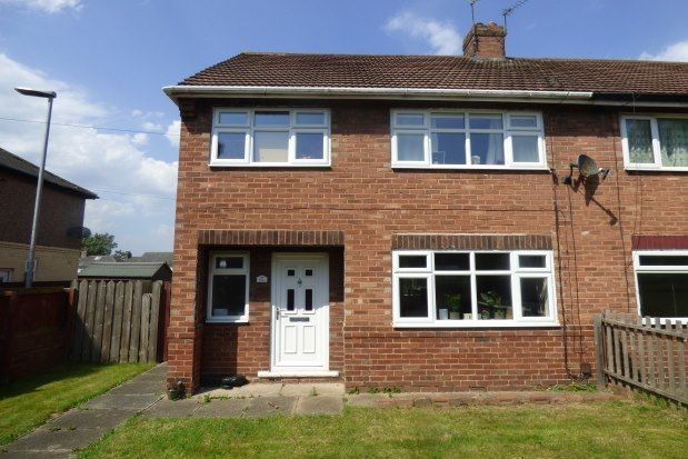 Thumbnail Semi-detached house to rent in Thornaby, Stockton-On-Tees