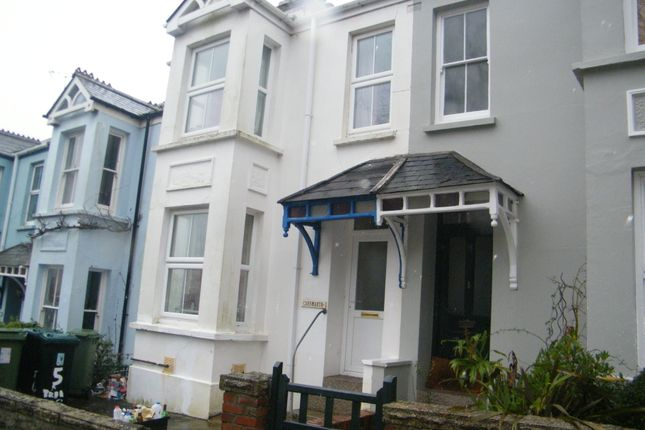 Thumbnail Terraced house to rent in Arwyn Place, Falmouth