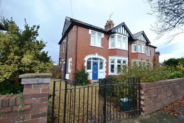Thumbnail Detached house to rent in Baron Road, Penarth, Vale Of Glamorgan