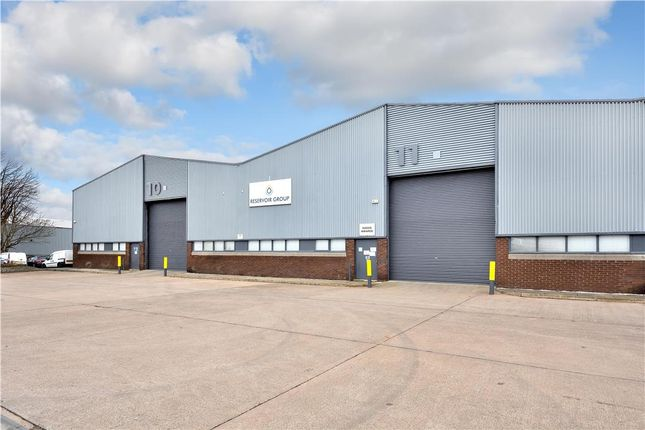 Thumbnail Light industrial to let in Unit 10-11, Belleknowes Industrial Estate, Inverkeithing, Fife
