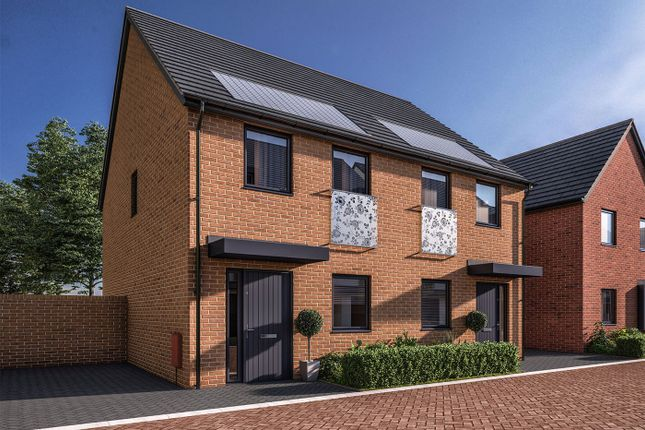 """Thumbnail Semi-detached house for sale in """"The Braeburn"""" at Marksbury Road, Bedminster, Bristol"""