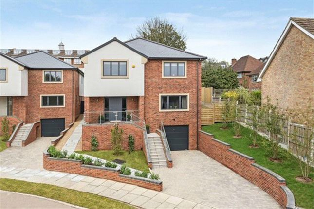 Thumbnail Detached house for sale in Evergreen Place, The Coppice, Enfield, Greater London