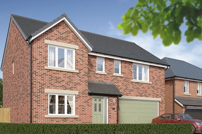 "Thumbnail Detached house for sale in ""The Cotham"" at High Gill Road, Nunthorpe, Middlesbrough"