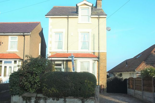 Thumbnail Detached house for sale in Longlands Lane, Heysham, Morecambe