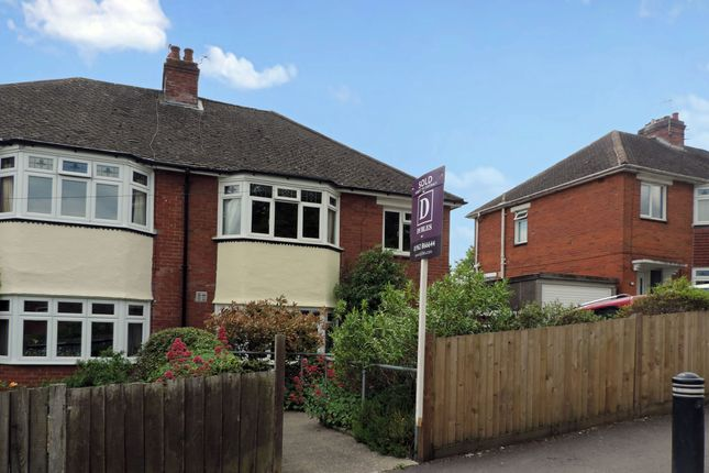 Thumbnail Semi-detached house to rent in Stanmore Lane, Winchester