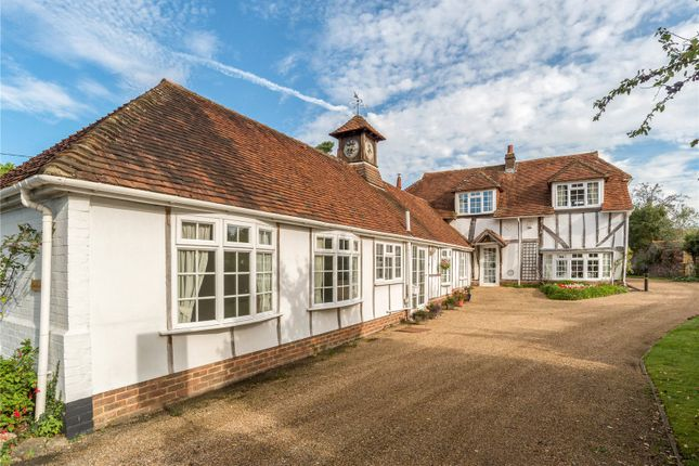 Thumbnail Detached house for sale in The Haven, Billingshurst, West Sussex