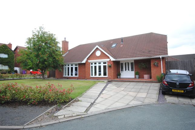 Thumbnail Detached bungalow for sale in Westward View, Aigburth, Liverpool