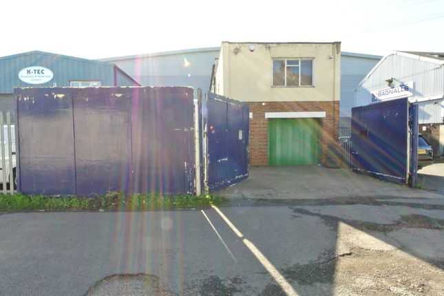 Thumbnail Industrial for sale in St Thomas Road, Belverdere