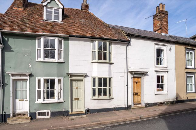 3 bed terraced house for sale in Church Street, Saffron Walden, Essex CB10