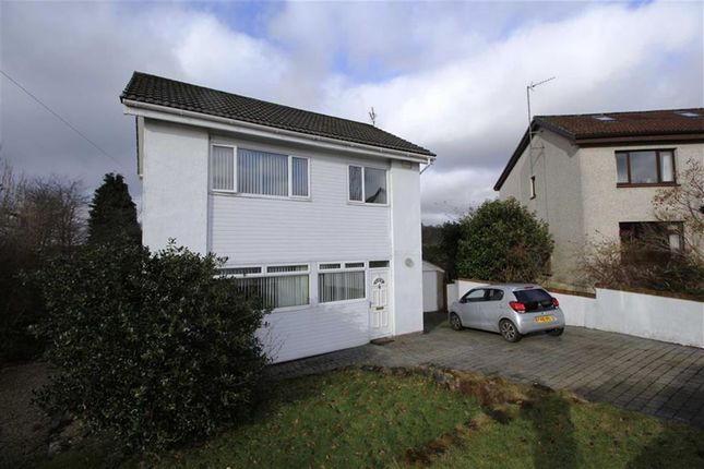 Thumbnail Detached house for sale in Pendicle Crescent, Bearsden, Glasgow