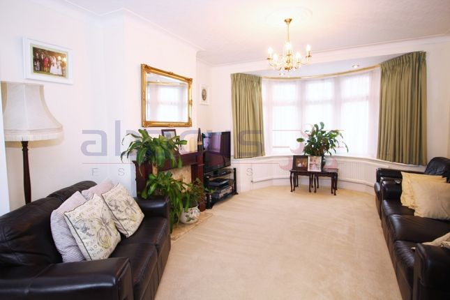 Thumbnail Terraced house for sale in Park View Road, Neasden