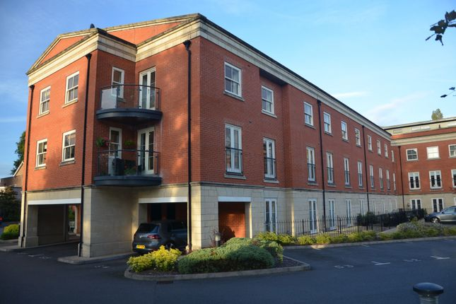 Thumbnail Flat for sale in Royal Mews, Station Road, Ashby De La Zouch