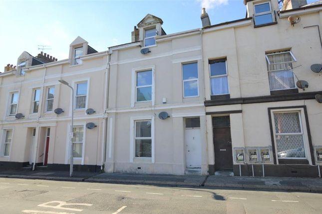 Thumbnail Terraced house for sale in Wolsdon Street, Plymouth, Devon