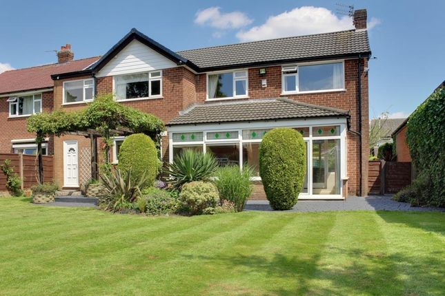 Thumbnail Detached house for sale in Brixham Avenue, Cheadle Hulme, Cheadle