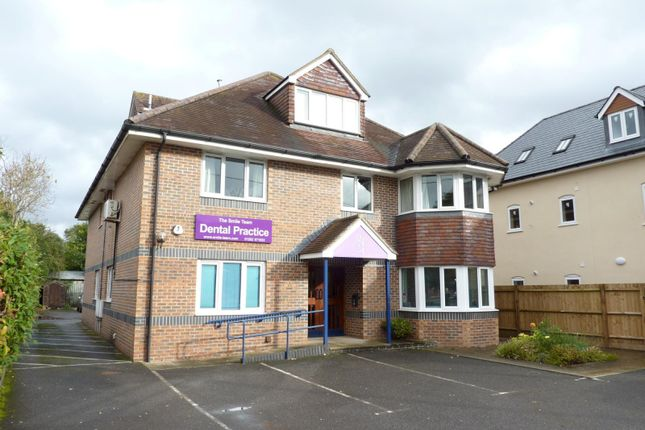 Thumbnail Flat to rent in Station Road, West Moors