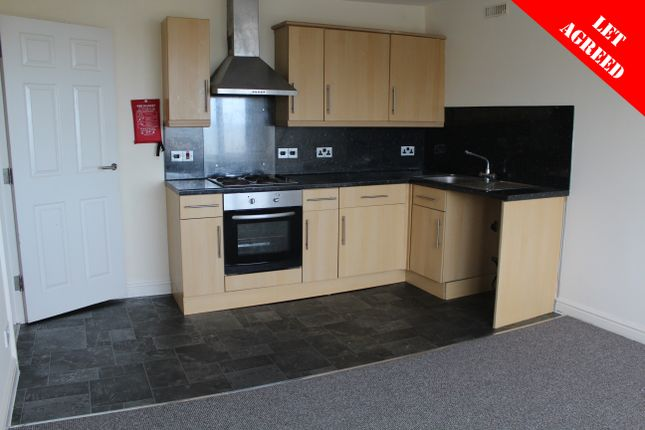 Thumbnail 2 bed flat to rent in Oxford Grove, Ilfracombe