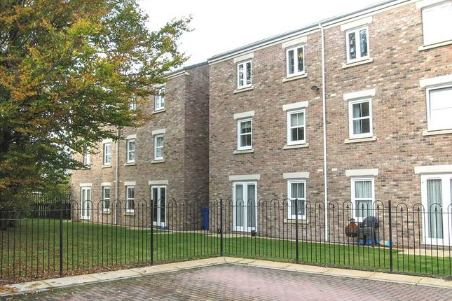 External of Aysgarth, East Hartford, Cramlington NE23