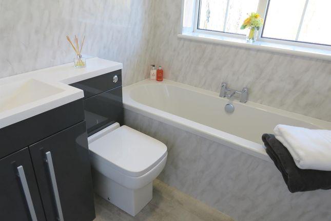 Bathroom of Milton Street, Maltby, Rotherham S66