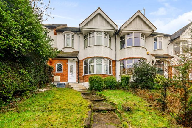 Thumbnail Terraced house for sale in Alexandra Park Road, Alexandra Park