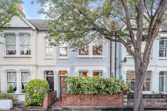 Thumbnail Terraced house for sale in Temple Road, London