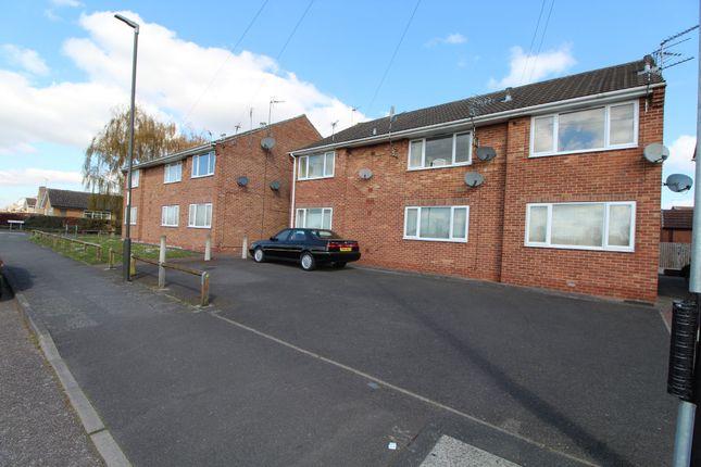 Thumbnail Flat to rent in The Redens, Lock Lane, Sawley