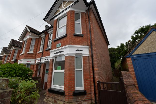 Thumbnail Semi-detached house to rent in Highfield Crescent, Southampton