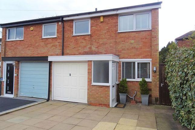 Thumbnail Terraced house for sale in Barron Road, Northfield, Birmingham