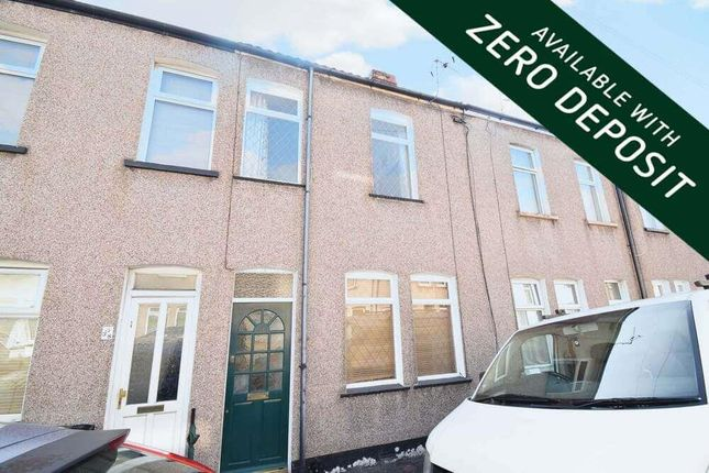 Thumbnail Property to rent in Magor Street, Newport