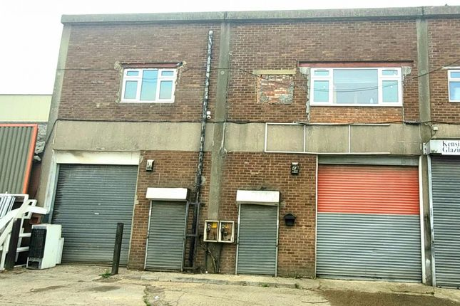 Thumbnail Light industrial to let in Unit 3 Pump Lane, Silverdale Industrial Estate, Greater London