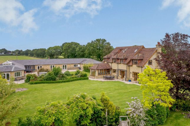 Thumbnail Detached house for sale in Mill Lane, Gubbions Green, Chelmsford, Essex