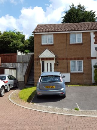 Thumbnail End terrace house to rent in Skye Close, The Willows, Torquay