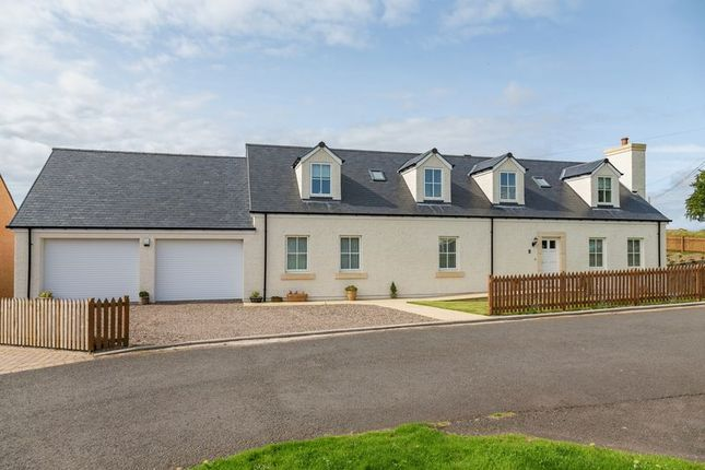 Thumbnail Detached house for sale in 1 Cheviot View, Lempitlaw, Kelso