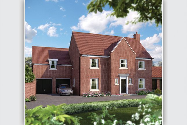 "Thumbnail Detached house for sale in ""The Shalford"" at Manorville Road, Hemel Hempstead"