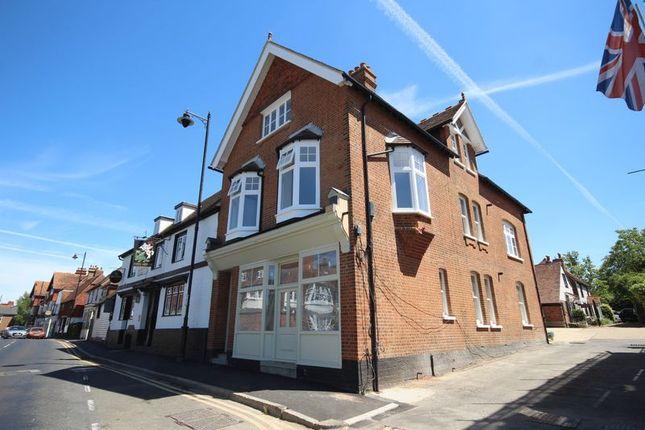 Thumbnail Flat for sale in Shipbourne Road, Tonbridge