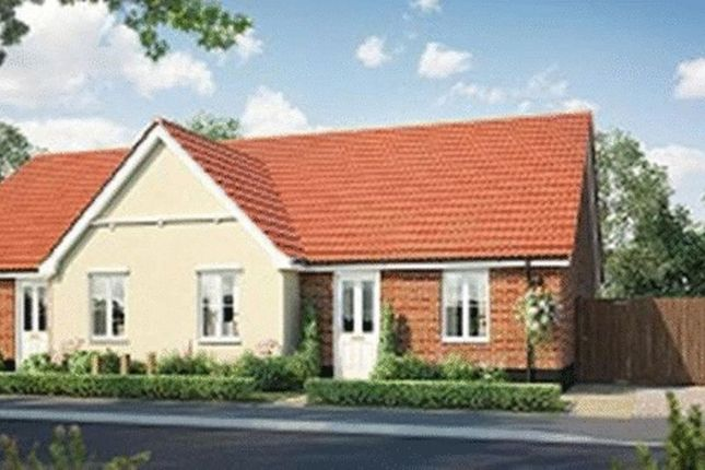 Thumbnail Bungalow for sale in Fordham Road, Soham, Ely