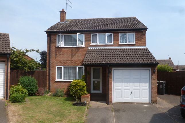 Thumbnail Detached house for sale in Perkins Road, Irthlingborough, Wellingborough